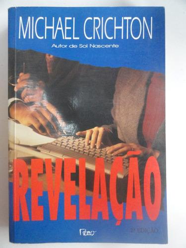 revelação - michael crichton