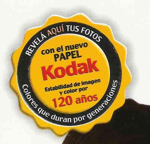 revelado digital kodak  10x15  min 50 fotos $3,50 cada una