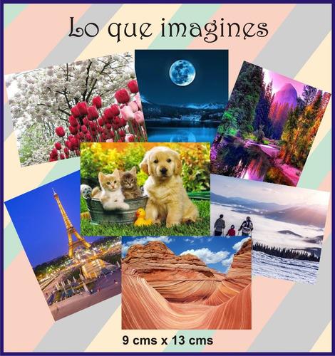 revelado e impresión de fotos digitales x 5