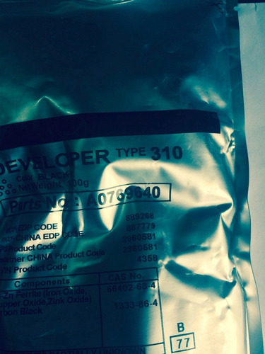 revelador ricoh a0769640 tipo 310 ft 3013/ 3113/ 3213/ 3313