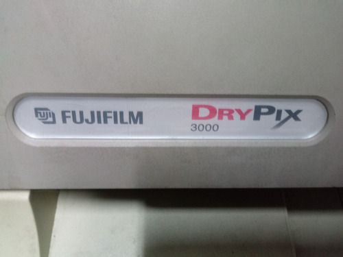 reveladora de filmes radiológicos a seco - dray -  fuji