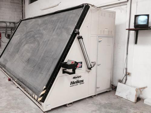 reveladora de pantallas nuarc helios 82180, gran formato