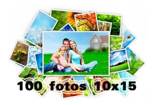 revelção de 100 fotos 10x15