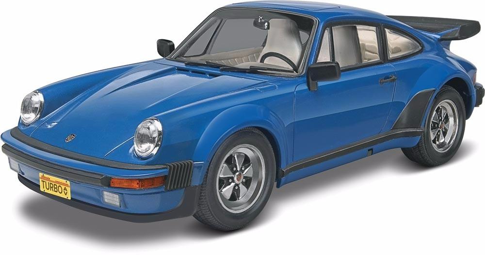 revell 85 4330 1 24 porsche 911 turbo plastic model kit. Black Bedroom Furniture Sets. Home Design Ideas