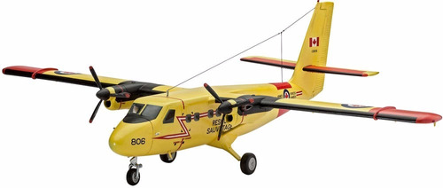 revell dhc-6 twin otter 1/72 supertoy s envios