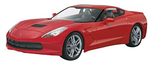 revell /monogram 1/25 corvette stingray model kit