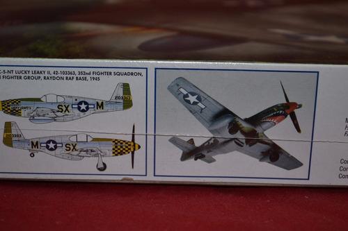 revell p-51 b c  mustang