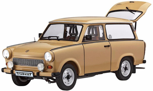 revell - trabant 601 universal 1:24 model-set - 67070