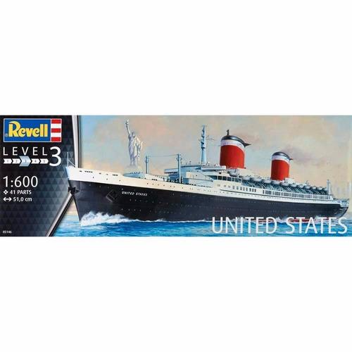 revell - united states 1:600 - 05146