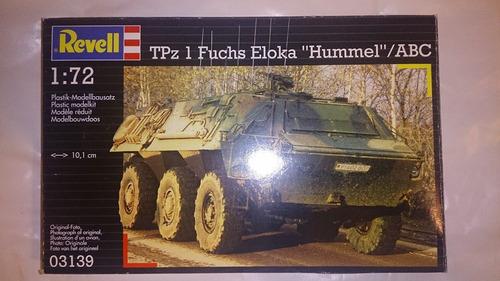 revell vehiculo tpz 1 fuchs eloka hummel 1/72. predator01