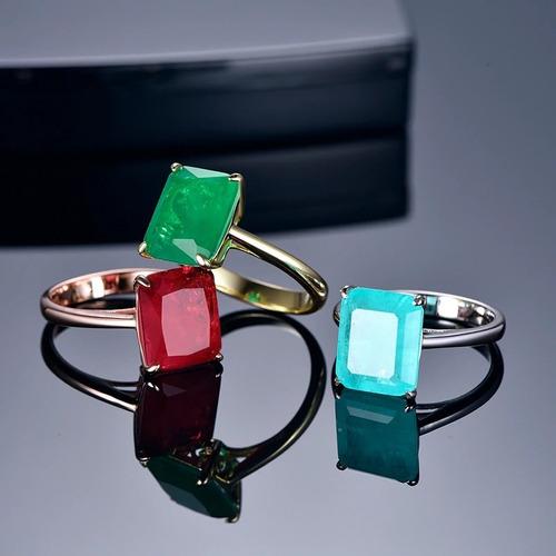 revenda bijuteria fina kit com 36 anel strass pedra atacado