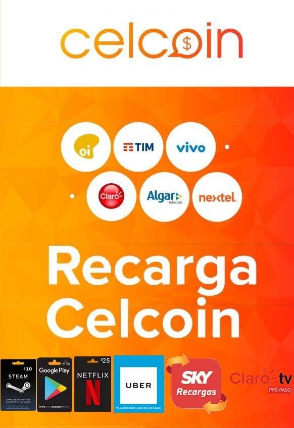 Revenda Credito De Celular E Ganhe 4% Em Todas As Recargas - R  10 ... b342279d1ca78