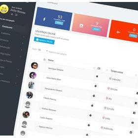 Revenda Hotspot Social Wi-fi Chekin Platamorma Captura Leds
