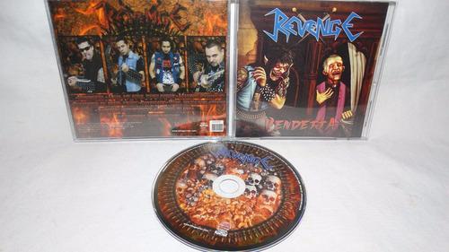 revenge - vendetta ( thrash colombiano kill again records)
