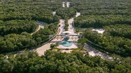 reventa lote senderos,ciudad mayakoba,riviera maya