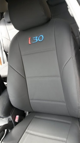 revestimento capas couro ecologico curvi para o i30 ate 2011