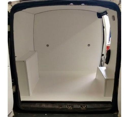 revestimento doblo cargo forro de proteção em mdf 6mm