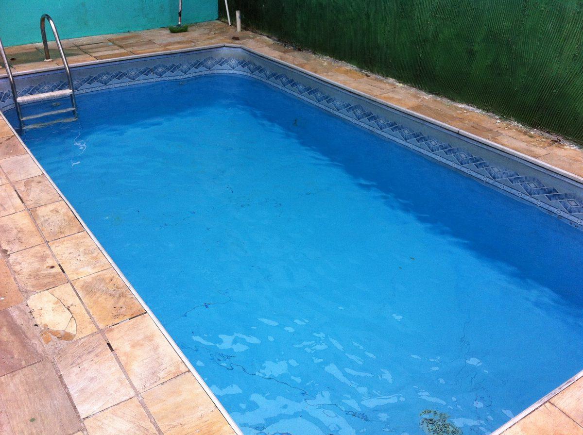 Revestimento em piscinas de vinil r 67 50 em mercado livre for Modelos de reposeras para piscinas