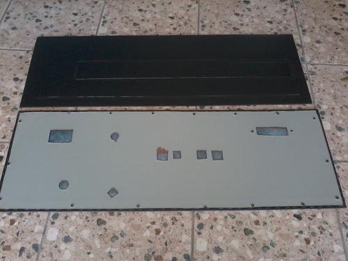 revestimento papelão porta corcel 2 78/91 preto par