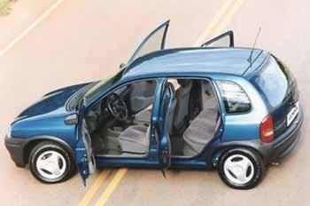 revestimento porta diant. ld. corsa 94 sedan/hatch 93239574