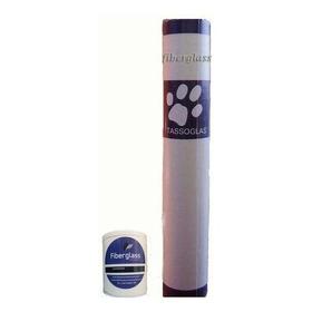 Revestimiento Anti-humedad  Fiberglass-135 12m2 + Adhesivo