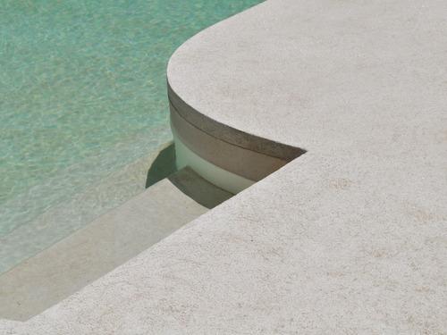 revestimiento atermico borde pileta piscina solados  blanco