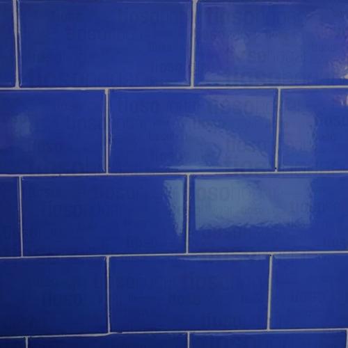 revestimiento azulejos azul