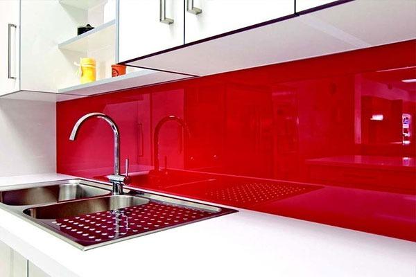 Revestimiento azulejos para ba o cocina de vidrio pintado en mercado libre - Revestimiento para azulejos ...