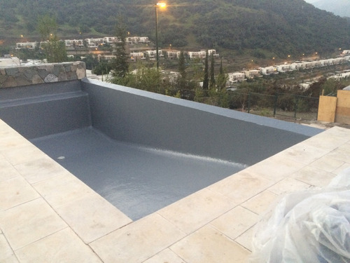 revestimiento de fibra de vidrio para piscinas