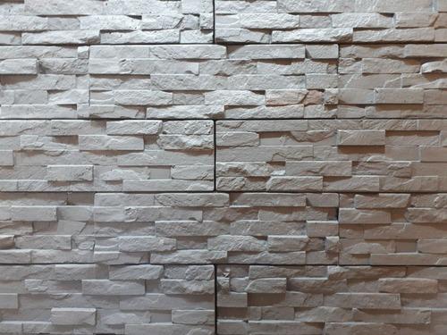 revestimiento de hormigón imitación piedra, para paredes