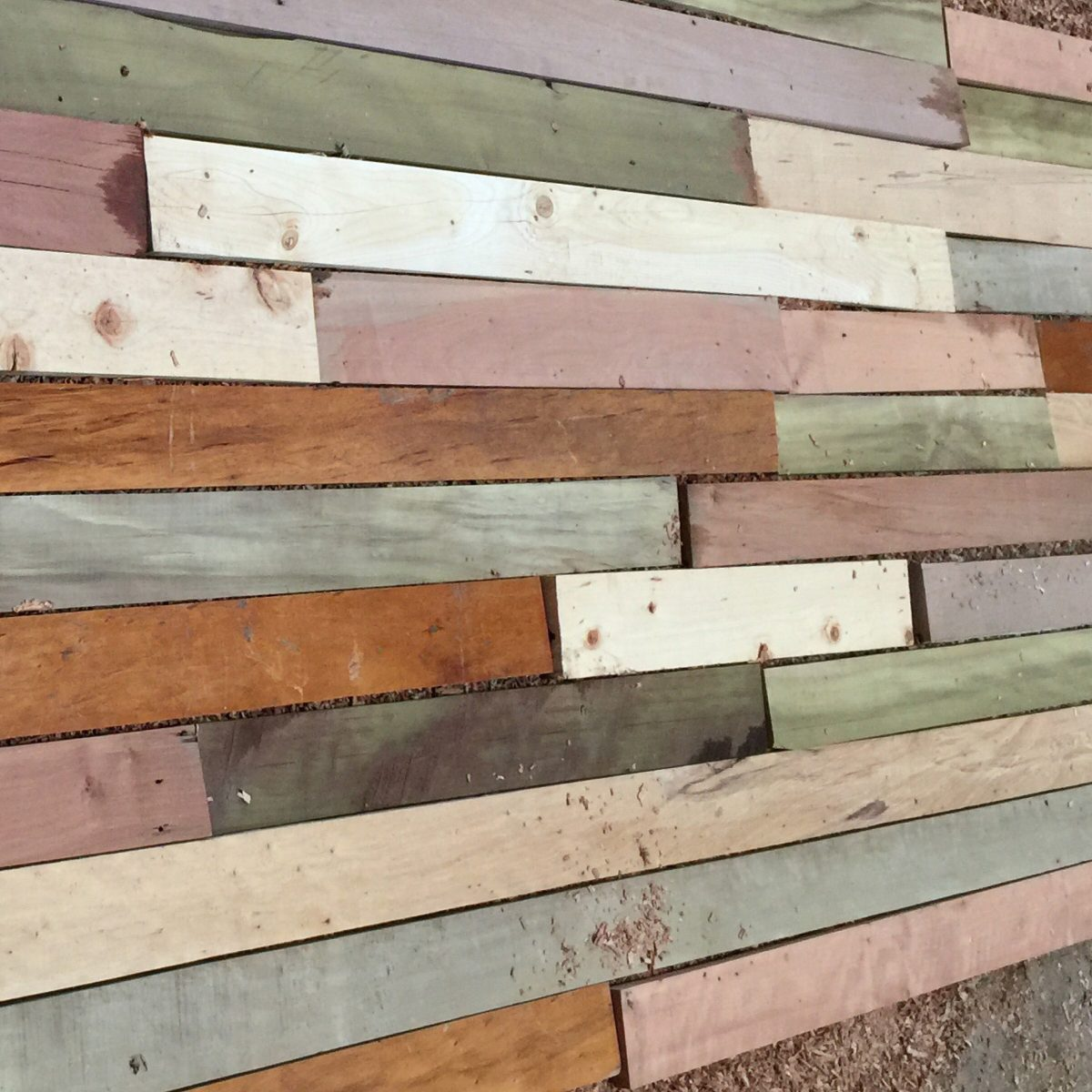 Revestimiento de madera para muro en mercado libre for Revestimiento en madera para pared