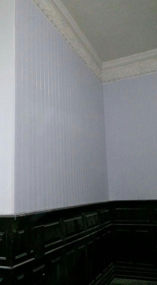 Revestimiento de pared de pvc 125 00 en mercado libre for Revestimiento paredes pvc