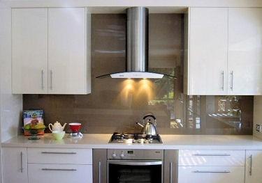 de paredes para cocinas vidrio decorativo