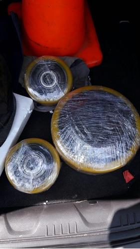 revestimiento de ruedas de apiladores en poliuretano