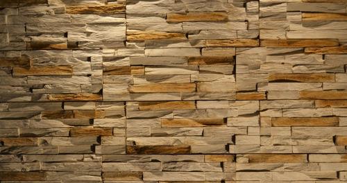 revestimiento ecologico - technik  - piedra otta