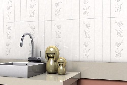 revestimiento florata  33x46 calidad a, cerámicas castro