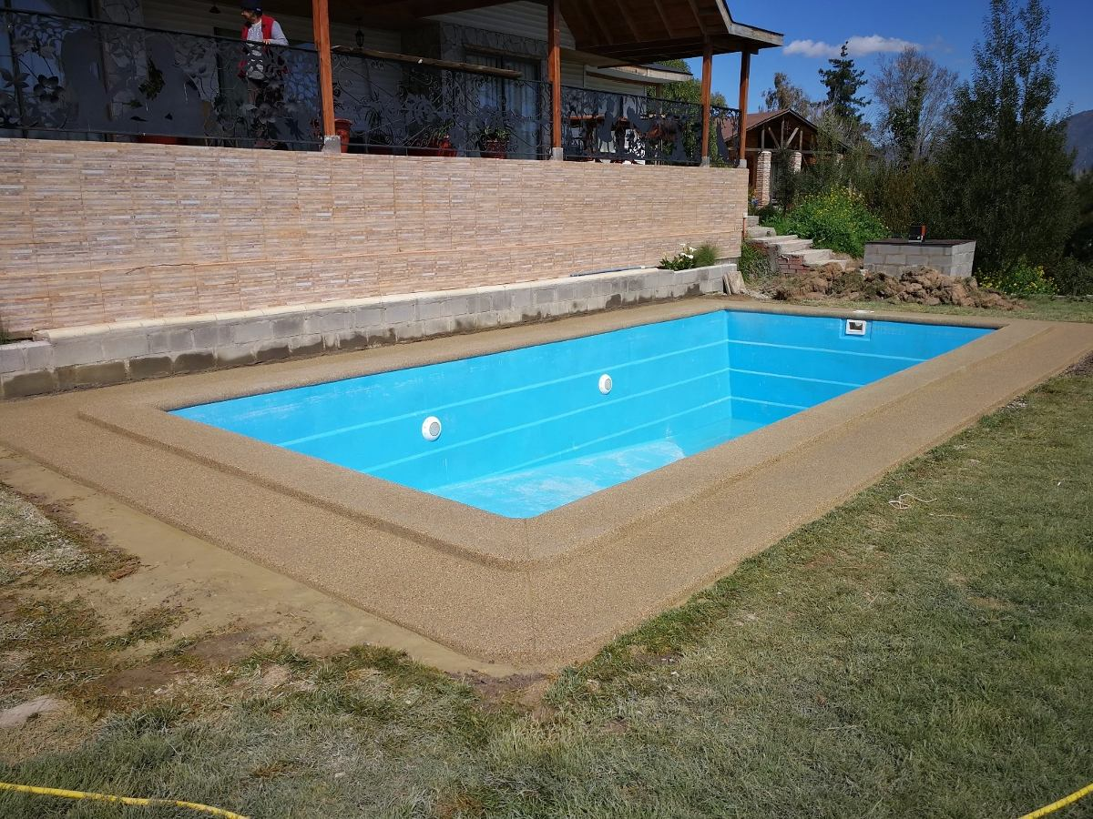 Como hacer una piscina de hormigon interesting cargando for Como construir una piscina de hormigon