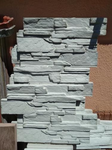 revestimiento imitación piedra