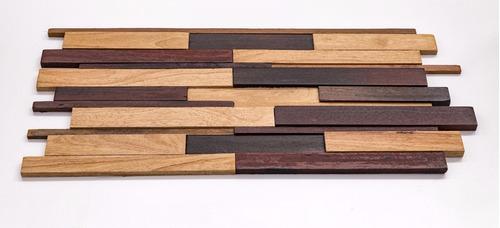 Madera en la pared best carpinteria paredes de madera for Revestimiento interior madera