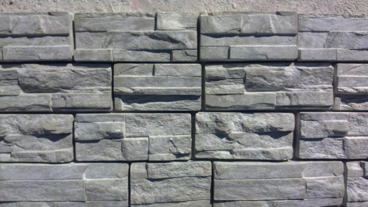 Revestimiento piedra 380 00 en mercado libre - Imitacion piedra exterior ...