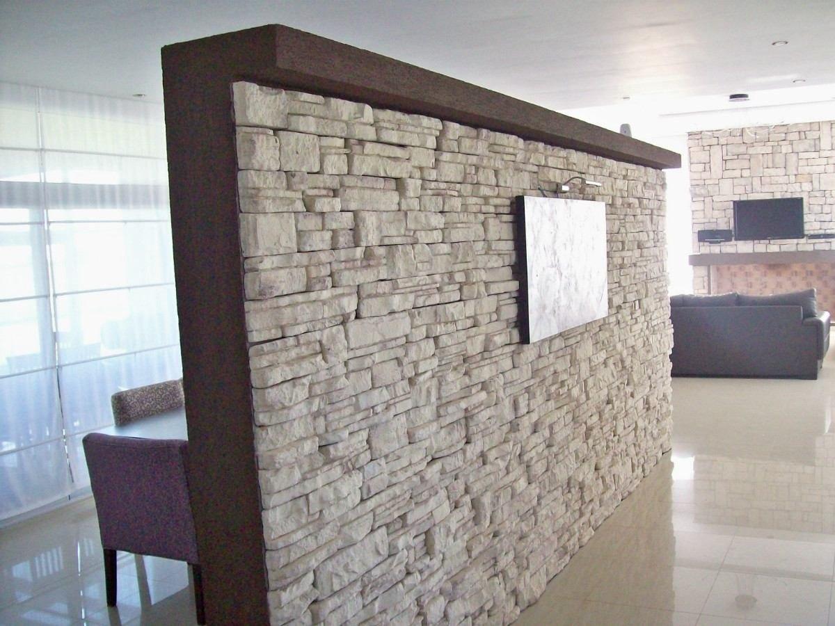 Revestimientos de muros exteriores dise os - Piedra revestimiento exterior ...
