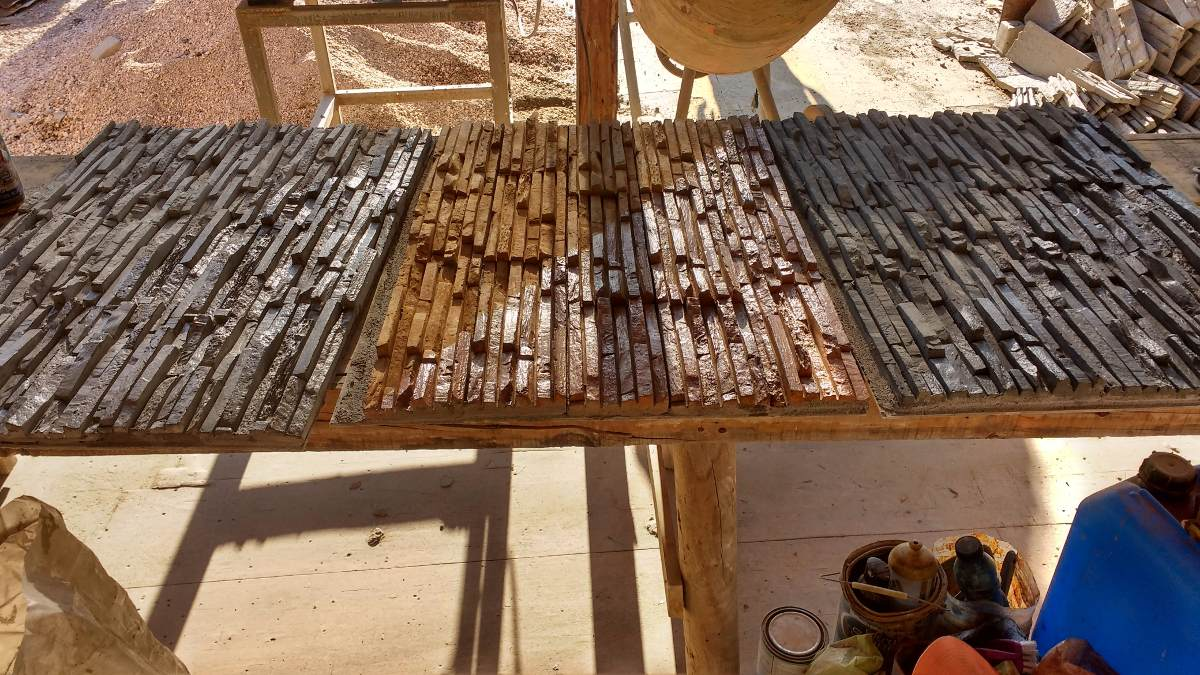 Revestimiento piedra fina en mercado libre for Precio revestimiento piedra