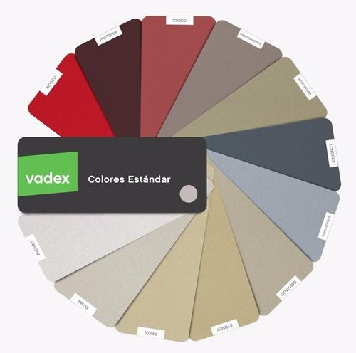 revestimiento plástico vadex texturable 25kg southcolors