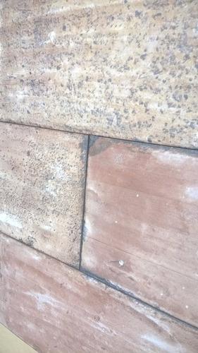 revestimiento porcelánico rústico piso pared posada nature