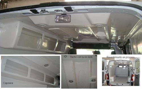 revestimiento prfv utilitarios  ambulancias furgones