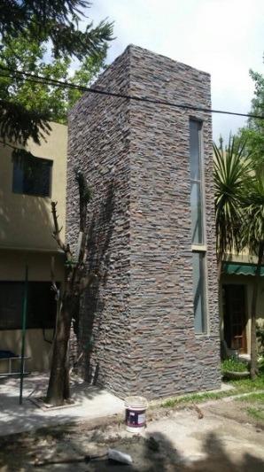 Revestimiento Rustico Simil Piedra Pared Exterior Interior 321 - Piedra-pared-exterior