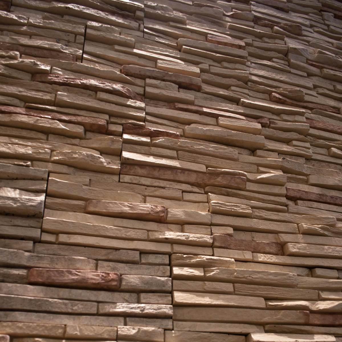 Revestimiento simil piedra andes beige veteado - Revestimiento exterior piedra ...