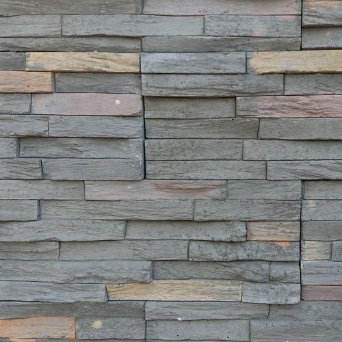 revestimiento simil piedra ecostone serrana cobriza gris m2
