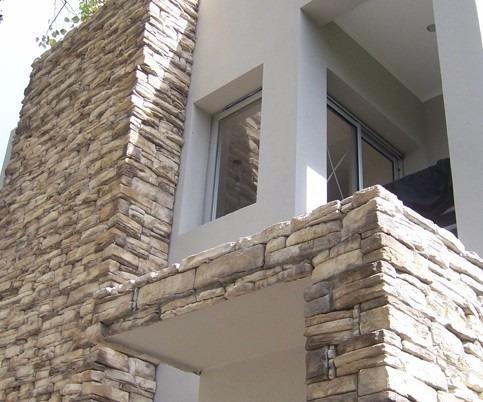 Piedra exterior decoracin exterior en piedra china falsas tejas durables de la pared de piedra - Revestimiento exterior piedra ...