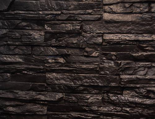 revestimiento símil piedra -  pirca 50x10cm - línea stone